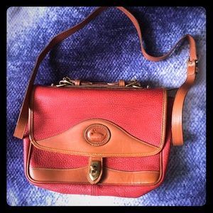 Dooney & Bourne Saddle Bag Purse